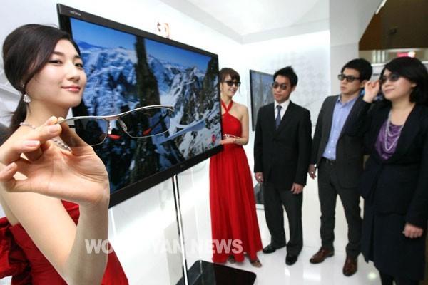 명품, LG전자 시네마 3D TV.스마트TV