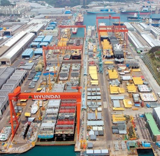현대중공업, 올해 첫 초대형유조선 수주…2000억원 규모
