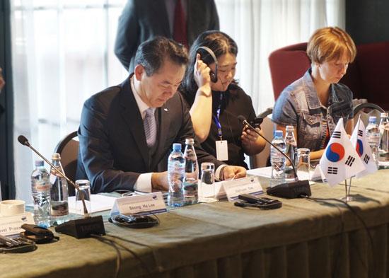한국예탁결제원, 유라시아중앙예탁기관협의회 가입