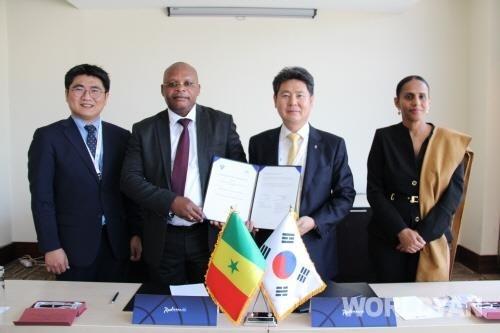 인천공항, 세네갈·튀니지·에티오피아와 항공교육 발전 위해 협력