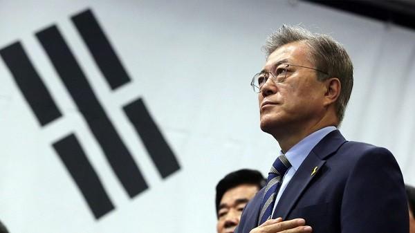 문재인, 역대 최다인 557만 표차로 대통령 당선 승리