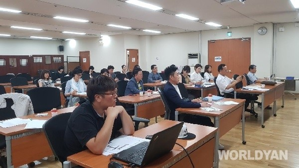 경기지방자치아카데미 1기생들의 향학열은 현재진행형