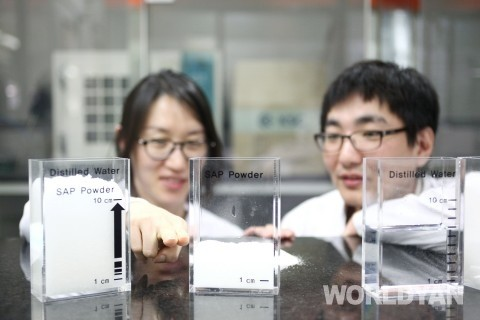 LG화학, 아크릴산·SAP 대규모 증설