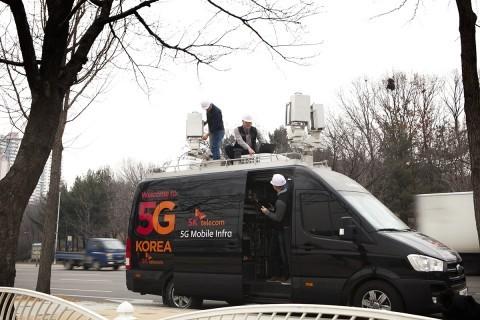 SK텔레콤, 가상화 기술로 더 강해진 '이동형 5G 인프라' 개발
